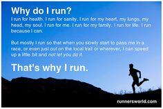 Motivational Poster #36 | Runner's World