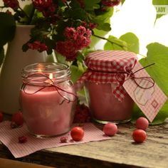 Świeczka o zapachu gumy balonowej #świeczka #spodlady #GumaBalonowa