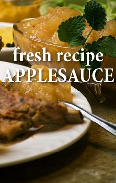 Chef Joe Isidori from Chalk Point Kitchen made a Breaded Herb Crusted Pork Chops Recipe on Today Show and served it with fresh, homemade applesauce. http://www.recapo.com/today-show/today-show-recipes/today-show-breaded-herb-crusted-pork-chops-recipe-applesauce/