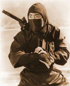 Shô Kosugias Cho Osaki in Revenge Of The Ninja(Sam Firstenberg, 1983)