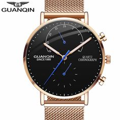 Methodical Watches Men Square Analog Quartz Watch Business Waterproof Luminous Stainless Steel Mesh Band Wrist Watches New Varieties Are Introduced One After Another Men's Watches Quartz Watches