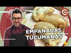 EMPANADAS TUCUMANAS - YouTube Relleno, Food, Youtube, Onion, Recipes, Boiled Eggs, Chefs, Fat, Milk