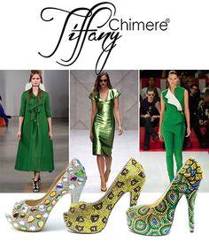 Fashion First with Greens www.tiffanychimere.com