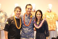 Hawaii Food and Wine Festival X Reyn Spooner event. Mahalo #frolichawaii for writing such a great article!