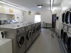 Absentee Run Laundromat Available For Sale In Escondido California. Lots of apartments and clients nearby, the owner of this San Diego area laundromat is selling. Reasonable priced.