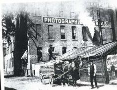 First Kodak power plant, 1877.