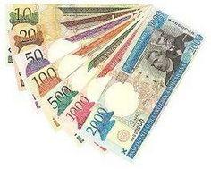 Republica Dominicana - Dinero..PESOS.