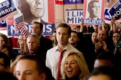 Ryan Gosling, in The Ides of March.