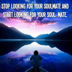 To achieve the true soul partnership you want in life – your true Spiritual Partnership – you need to mate with your own soul. https://blog.melanietoniaevans.com/how-to-find-your-soul-mate/