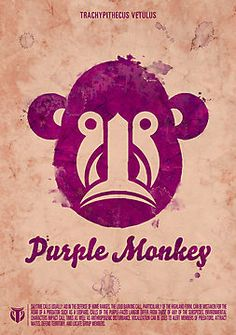 Purple Monkey I.