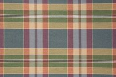 Plaid and Check Wovens :: Fascination Plaid Upholstery Fabric in Chambray $6.95 per yard - FabricGuru.com: Discount and Wholesale Fabric, Upholstery Fabric, Drapery Fabric, Fabric Remnants