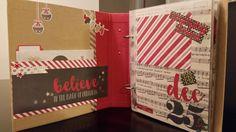 December Daily - Simple Stories Claus & Co - Scrapbook.com