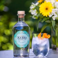 SATURDAY 25TH APRIL - William Kerr's Gin Tasting – Geraldo's of Largs Whiskey Bottle, Vodka Bottle, Gin Tasting, Malted Barley, Try Something New, Scotch Whisky, Distillery, Events, Store