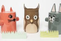 Animals of the forest. Pi Bjørg Ceramics. #allgoodthings #danish spotted by @missdesignsays