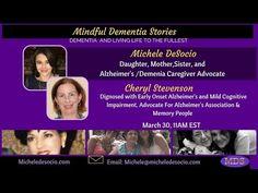 Mindful Dementia Stories Episode 2: Cheryl Stevenson - MIndful Dementia Stories