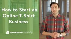 How to start a small business selling t-shirts online. In this video, we'll show you step by step, the easiest, most cost-effective way to start your online ...