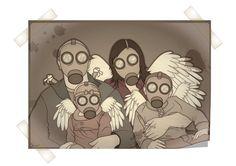 No Family Tomorrow..... Dark & Sad