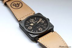 Bell & Ross Blends Aviation and High-Tech Materials  http://www.stephensilverfinejewelry.com/watch-blog/2015/8/6/bell-amp-ross-blends-aviation-and-high-tech-materials