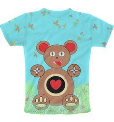 Naughty teddy T-Shirt
