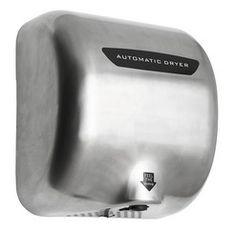 1. Voltaggio: AC230V 2. Velocità dell'aria: 60 m/s, asciuga le mani in 10 secondi 3. Classe di isolamento: IPX1 4. Acciaio Inox 304 satinato 5.Igienico: nessun contatto con la superificie dell'asciugamani grazie alla fotocellula   che ne permette l'accensione 6.Ecologico: nessun tipo di rifiuto prodotto 7.Economico: risparmi fino al 90% rispetto alle tradizionali salviette di carta e fino al 70%   rispetto ai più comuni asciugamani elettriciù   Dimensioni: l 298xh 322xp 170 mm Peso: 5 Kg
