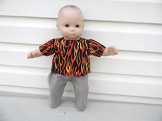Doll Clothes for Bitty Baby Bitty Twin or by roseysdolltreasures