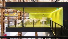 A Levitating Innovation Centre in Rotterdam