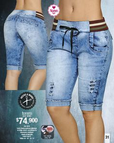 Let yourself want campaign 6 – perihan – Join the world of pin Hot Pink Fashion, Star Fashion, Diy Fashion, Lace Jeans, Embellished Jeans, Warm Weather Outfits, Recycled Denim, Pants Pattern, Denim Outfit
