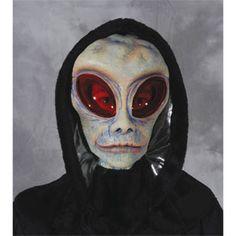 Alien w/ Huge Eyes Adult Halloween Mask Scary Halloween Masks, Adult Halloween, Funny Halloween Costumes, Halloween Face Makeup, Huge Eyes, Grey Alien, Buy Costumes, Head Mask, Halloween Costume Accessories