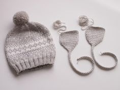 Life with Mari Baby Knitting, Knitted Hats, Knit Crochet, Winter Hats, Kids, Baby Knits, Crocheting, Tejidos, Clothing