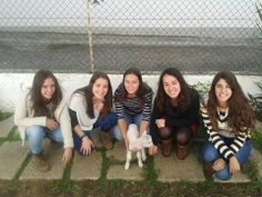 Maria and Friends. Universidade de Évora/ Engª Zootécnica..