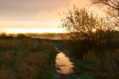 Sunrise, Gudenåen, Silkeborg 1