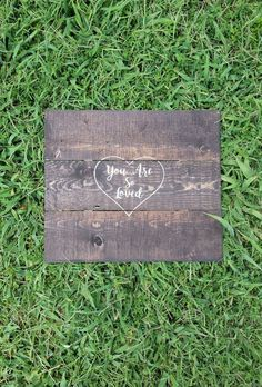 Rustic guest book sign