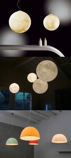 Moom lamp, do you feel peace when you look at it? Wish everyone a peaceful Friday night