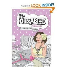 Home School Book Review Blog: DitzAbled Princess: A Comical Diary Inspired by Real Life - Author Jewel Kats: 4 Star (Good) http://homeschoolbookreviewblog.wordpress.com/2013/05/31/ditzabled-princess-a-comical-diary-inspired-by-real-life/