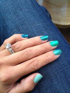 #Sephora #nailspotting #ombre