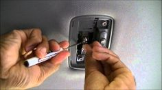 How to replace interior/dome light on gen Civic year: 2011 2011 Civic, Honda Civic, Interior Lighting