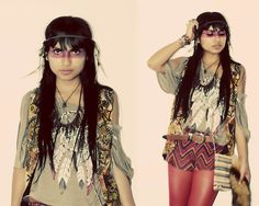 Shock me like an electric eel (by Alessandra Mazzini) http://lookbook.nu/look/2631795-Shock-me-like-an-electric-eel