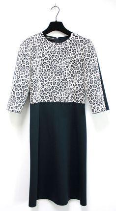 Dress Pippa Leopard - MARCHA HÜSKES
