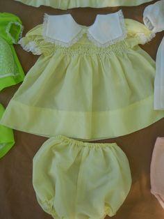 Baby girl clothes diy | Vintage baby clothes | Diy clothes