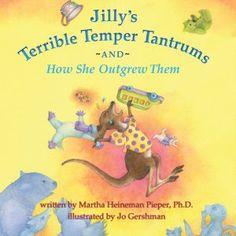 Jilly. Written by Martha Heineman Pieper, Ph.D and illustrated by Jo Gershman. Smart Love Press, LLC; Children's Picture Books