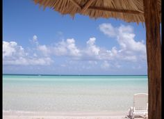 beach at Cayo Coco, Cuba...my goodness