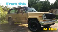 YouTube Cherokee Chief, Rubbing Alcohol, Cool Paintings, Jeep, Antique Cars, Youtube, Vintage Cars, Jeeps, Youtubers