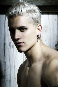 Love White hair
