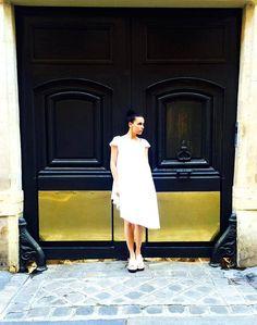 White spread / Still day 8 / fashion week / Paris