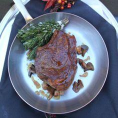 veal chop with jus veal chop with jus more veal recipes recipes saveur ...