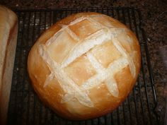 Sour Dough Bread - craving - need a good - yet easy (beginners version) recipe to make this