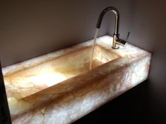 Majestic Gemstone Is Jewelry For Your Home: Semi-precious Surfaces and More