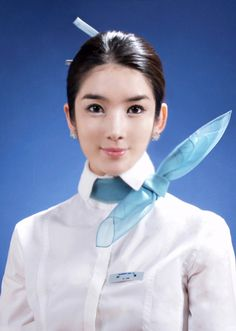 KOREAN AIR Flight Attendant