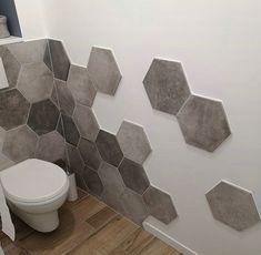Bathroom Design Small, Bathroom Colors, Bathroom Interior Design, Floor Design, House Design, Small Toilet, Bedroom Layouts, Dream Bathrooms, Bathroom Inspiration