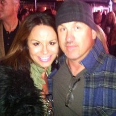 Concert with hubby